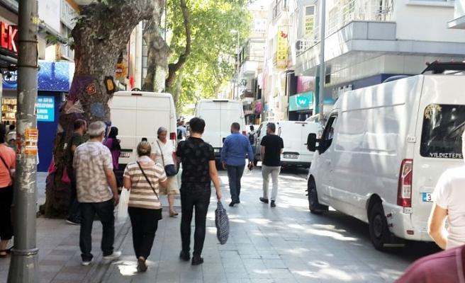 Ankara Caddesi alay konusu oldu!