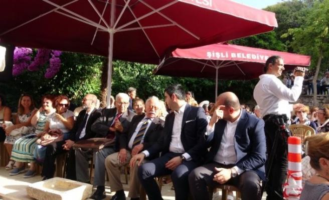 Başkan Yüksel, Lozan Barış Konferansı, etkinliğine katıldı