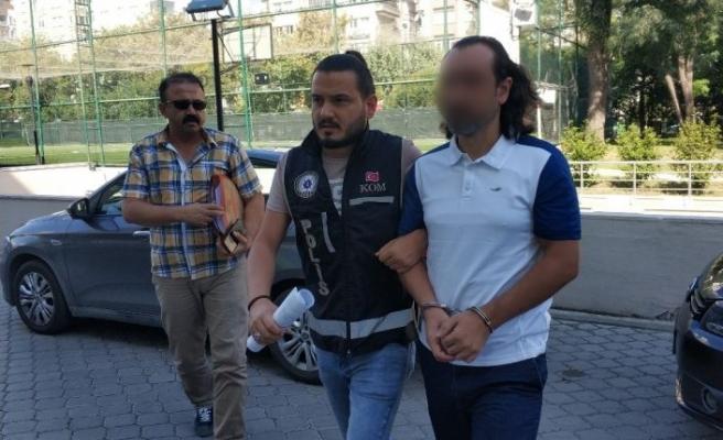 Samsun'da FETÖ'den aranan 2 kişi saklandıkları örgüt evlerinde yakalandı
