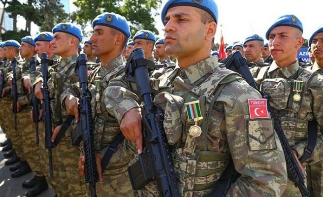 """MSB: """"Şanlı ordumuz Güvenli Bölge Harekatı için hazırdır"""""""