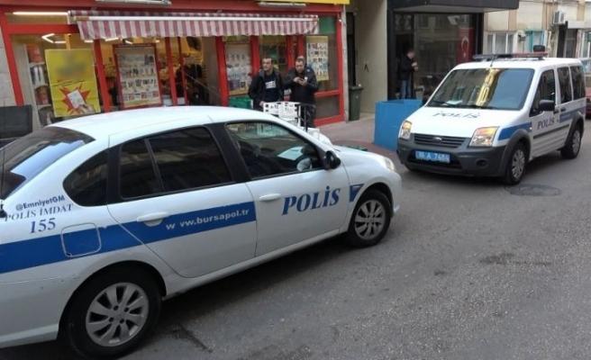 20 bin liralık soygunun şüphelisi tutuklandı