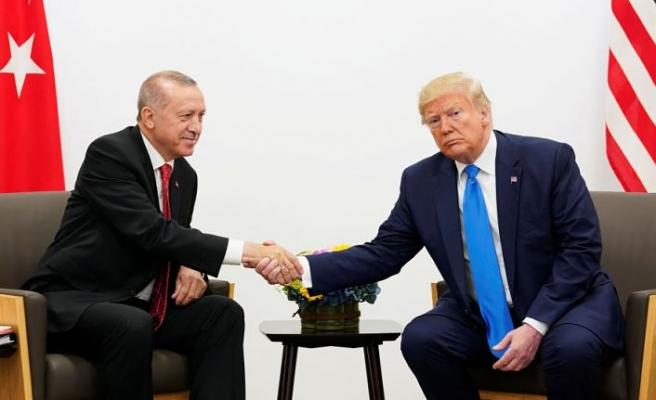 Cumhurbaşkanı Erdoğan 13 Kasım'da ABD yolcusu