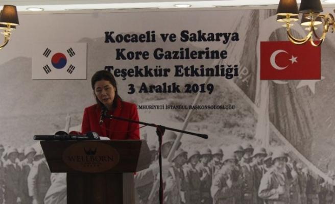 """Jang: """"Türkiye ve Güney Kore arasındaki ilişkilerimiz güçlenecektir"""""""