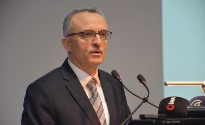 """Naci Ağbal: """"Avrupa nüfusu azalacak, Afrika kıtasındaki nüfusu artacak"""""""