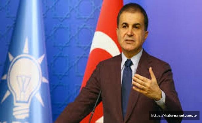 Ömer Çelik'ten Kılıçdaroğlu'nun TBMM grup toplantısındaki sözlerine yanıt