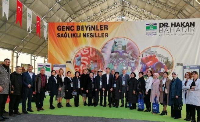TİKA'dan Kırgızistan'da okul öncesi eğitim altyapısına destek