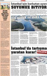 Haber Manşet - 31.10.2019 Manşeti