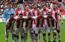 Samsunspor, profesyonel liglerin en az gol yiyen takımı