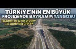 Türkiye'nin En Büyük Projesinde Son Durum Havadan Görüntülendi