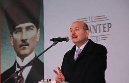 """İçişleri Bakanı Süleyman Soylu: """"HDP'nin..."""