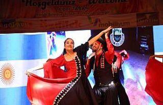İnegöl'de 32. Uluslararası Kültür Sanat Festivali...
