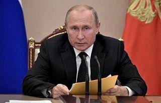 ABD'nin füze denemesinden sonra Putin'den orduya...