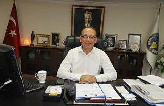 Başkan Akın'dan personele bayram müjdesi