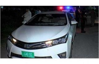 Pakistan'da polis kontrol noktasına saldırı