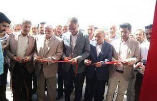 Eyyübiye'de hasta yakınları misafirhanesi açıldı