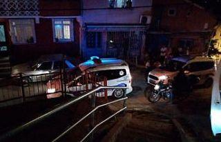 Kağıthane'de iki aile arasında kavga çıktı:...
