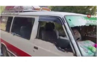 Pakistan'da minibüse silahlı saldırı: 6 ölü,...