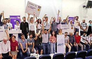 Startup weekend, Gaziantep teknopark'ta gerçekleşti