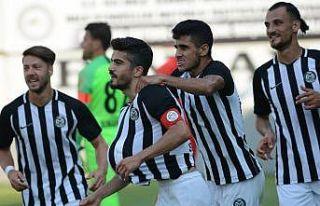 TFF 2. Lig: Manisa FK: 1- Zonguldak Kömürspor: 0