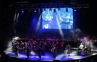 Cumhuriyetin çocuklarından 29 Ekim konseri