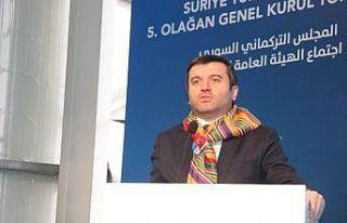 Suriye Türkmen Meclisi Çobanbey'de toplandı