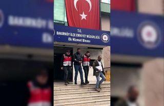 Bakırköy'de doktora saldıran şahıs yakalandı