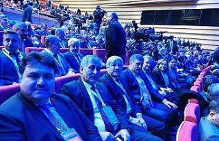 Ersoy akıllı şehirler toplantısına katıldı