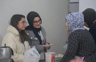 Kadın Danışma Merkezi, kadınların yanında olmaya...