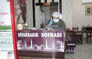 'Evde kal Türkiye' çağrısına Diyarbakır'daki...