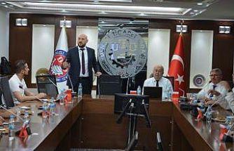 DTO'da Aydem ve Gediz Elektrik bilgilendirme semineri yapıldı