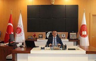 Van Cumhuriyet Başsavcısı Dönmez, göreve başladı