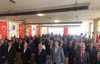 CHP Adıyaman İl Başkanı Çakmak, il başkanları toplantısına katıldı