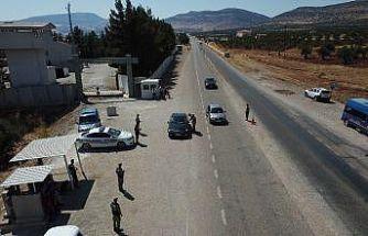 Kilis'te trafik uygulamaları devam ediyor