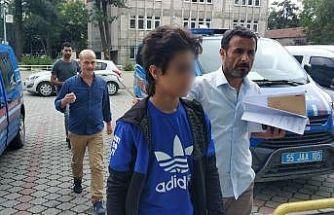 Lunaparkta 2 kişiyi bıçaklayan çocuk yeniden gözaltına alındı