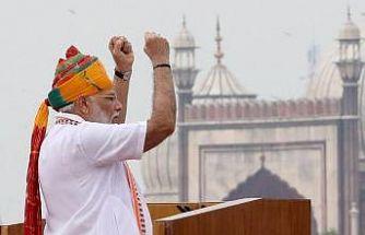"""Modi'den Keşmir açıklaması: """"Siyasi geleceğim umurumda değil"""""""