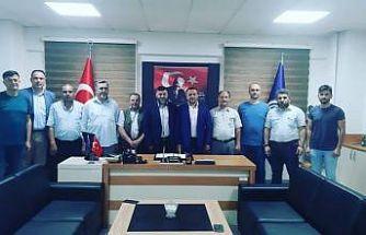 Muhtarlar Derneği kurban vekaletini Türk Kızılayı'na verdi