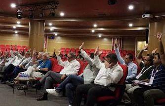 Antalyaspor Kulübü Derneği Olağanüstü Genel Kurulu yapıldı