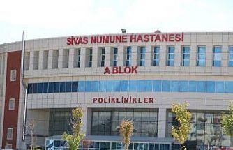Sivas'ta onkoloji servisi kapatılmıyor