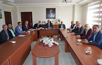 Adilcevaz Belediye Meclisinden 'Barış Pınarı Harekatı'na destek