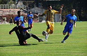 Aliağaspor FK evinde kazandı