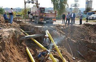Bulancak doğalgaza kavuşuyor