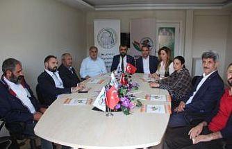 MATHAP' dan  Barış Pınarı Harekatı'na bir destek