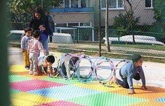 Nostaljik sokak oyunları Maltepe'de hayat buldu