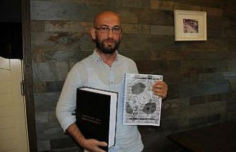 Rizeli araştırmacı Rizespor'un 51 yılını kitaba döktü