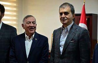 AK Partili Çelik'ten belediye başkanlarına ziyaret
