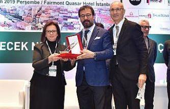 Büyükşehir'in istasyon mahallesi kentsel dönüşüm projesi ödülü kazandı