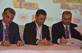 İki kardeş şehir 'sürdürülebilir turizm iş birliği' konusunda anlaştı