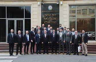 Kardeş ülke Azerbaycan'a ticaret atağı