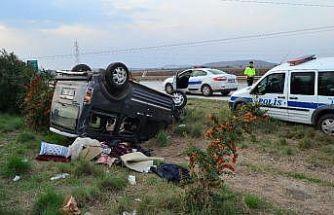 Osmaniye'de trafik kazası: 7 yaralı