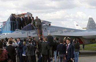 """Rusya: """"Türkiye'ye Su-35 ve Su-57'leri göndermeye hazırız"""""""